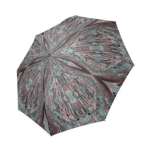 EARTHY STARFISH Foldable Umbrella (Model U01)