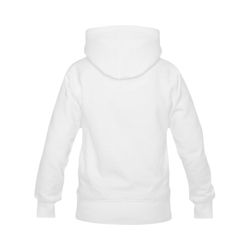 Alphabet X - Jera Nour Men's Classic Hoodie (Remake) (Model H10)