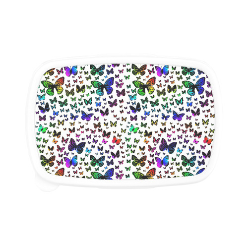 Rainbow Butterflies Children's Lunch Box