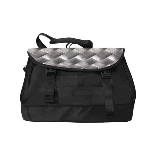 Metallic Tile - Jera Nour Leader Laptop Hangbags 15''