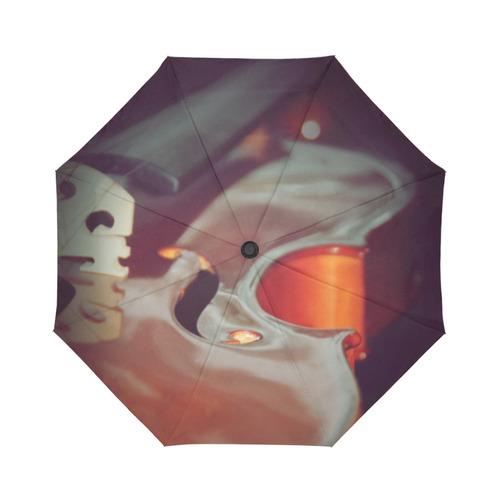 VIOLIN © Pimpinella Art Auto-Foldable Umbrella