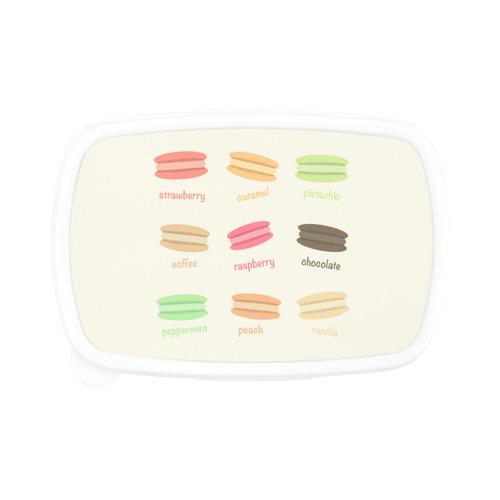 Macaroons Children's Lunch Box