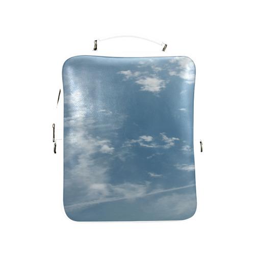 London Sky Square Backpack (Model 1618)
