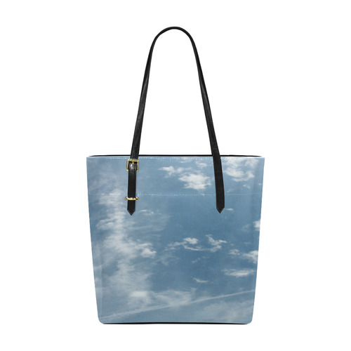 London Sky Euramerican Tote Bag/Small (Model 1655)