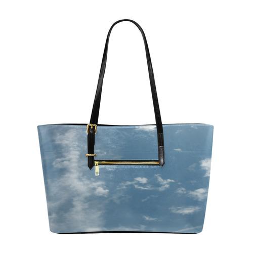 London Sky Euramerican Tote Bag/Large (Model 1656)