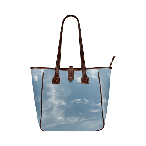 London Sky Classic Tote Bag (Model 1644)