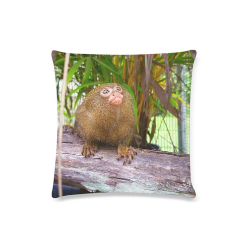 "Ninita Custom Zippered Pillow Case 16""x16""(Twin Sides)"