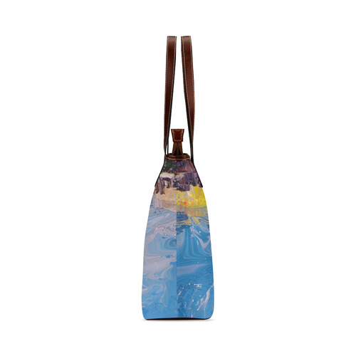 SPLASH 4 Shoulder Tote Bag (Model 1646)