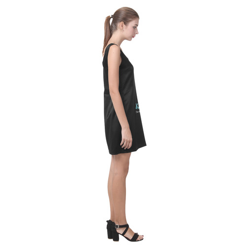 i love kintsugi Helen Sleeveless Dress (Model D10)