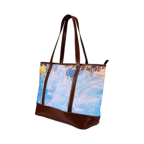 SPLASH 4 Tote Handbag (Model 1642)