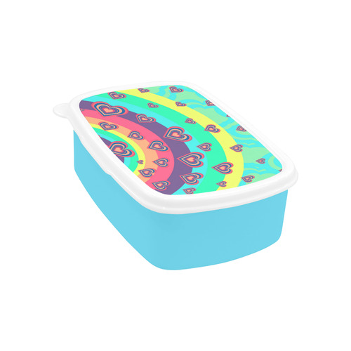 Loving the Rainbow Children's Lunch Box