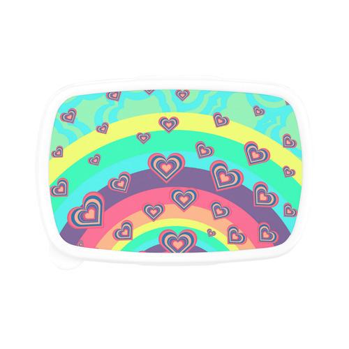 Loving the Rainbow Children's Lunch Box