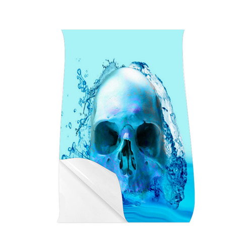 Skull in Water Poster 22*34