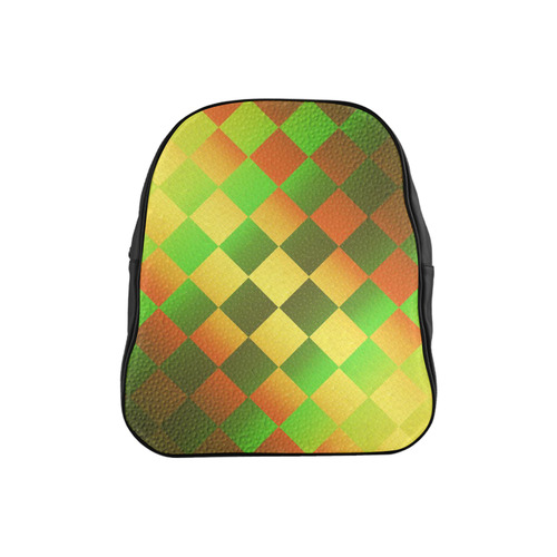 Easter Square School Backpack (Model 1601)(Small)