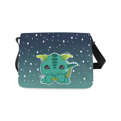 Kawaii Baby Dragon Messenger Bag Model 1628 Id D1256930