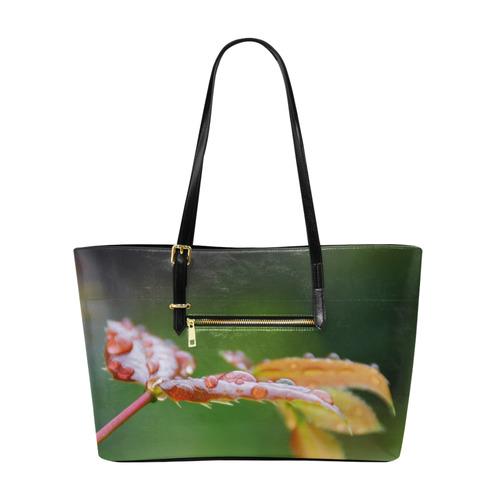 TAUTROPFEN © Pimpinella Art Euramerican Tote Bag/Large (Model 1656)
