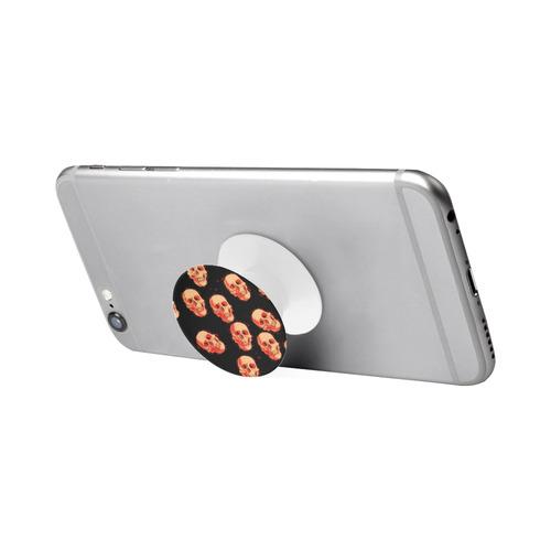 skulls orange by JamColors Air Smart Phone Holder