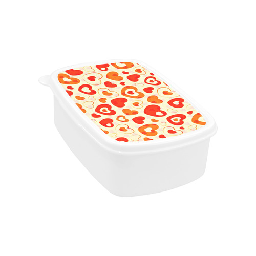 Floating Hearts Children's Lunch Box