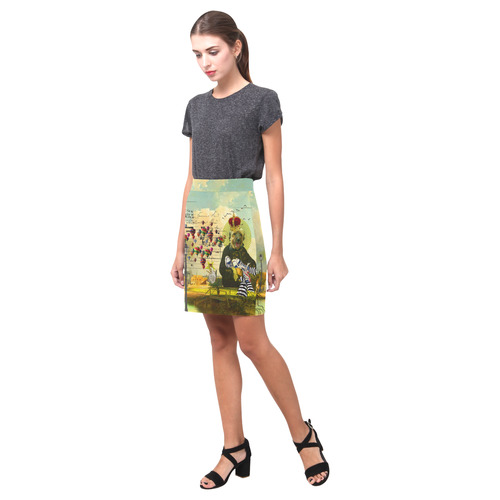 GIVE ME THE CONVERSE Nemesis Skirt (Model D02)