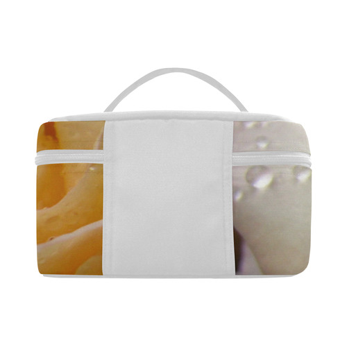 Rain and Roses Lunch Bag/Large (Model 1658)