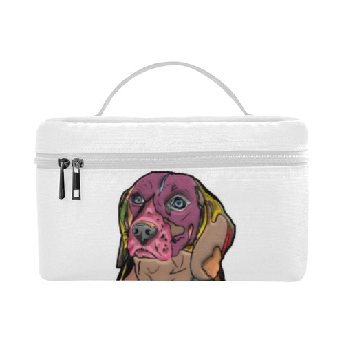 Beagle by Nico Bielow Lunch Bag/Large (Model 1658)