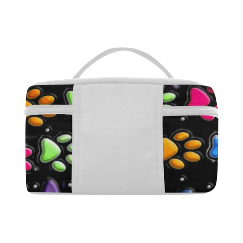 Paws by Nico Bielow Cosmetic Bag/Large (Model 1658)