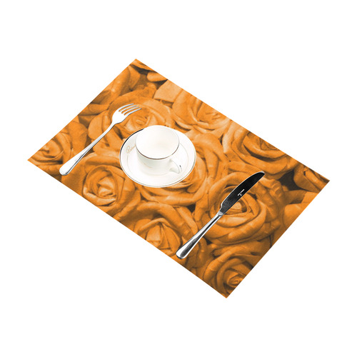 gorgeous roses M Placemat 12''x18''