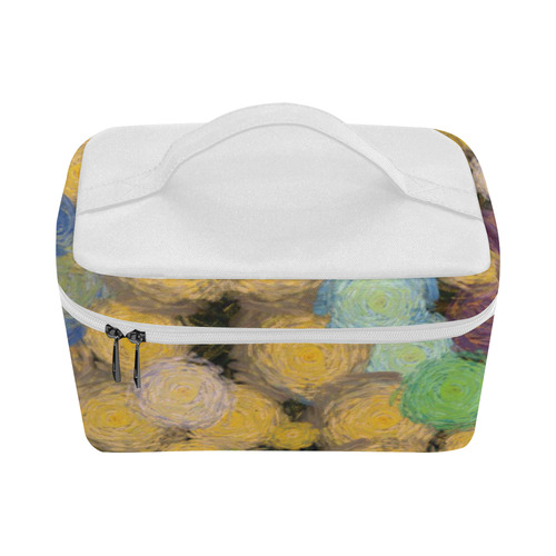 Paint brushes Lunch Bag/Large (Model 1658)