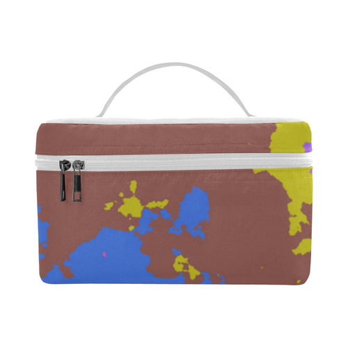 Retro texture Lunch Bag/Large (Model 1658)