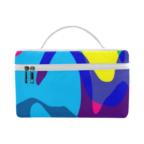 Colorful chaos Lunch Bag/Large (Model 1658)