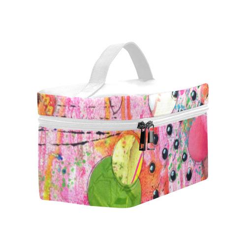 good things No. 12 Cosmetic Bag/Large (Model 1658)