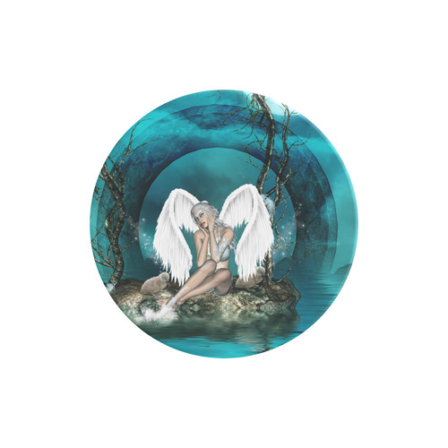The beautiful white swan fairy Air Smart Phone Holder