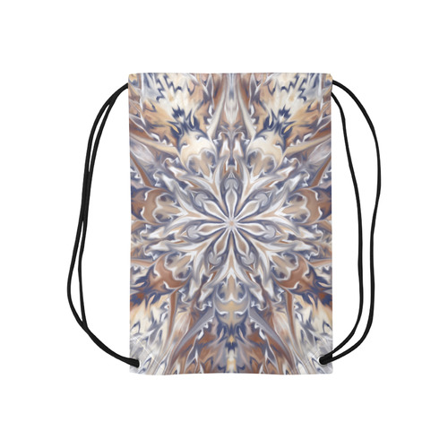"trub7 Small Drawstring Bag Model 1604 (Twin Sides) 11""(W) * 17.7""(H)"