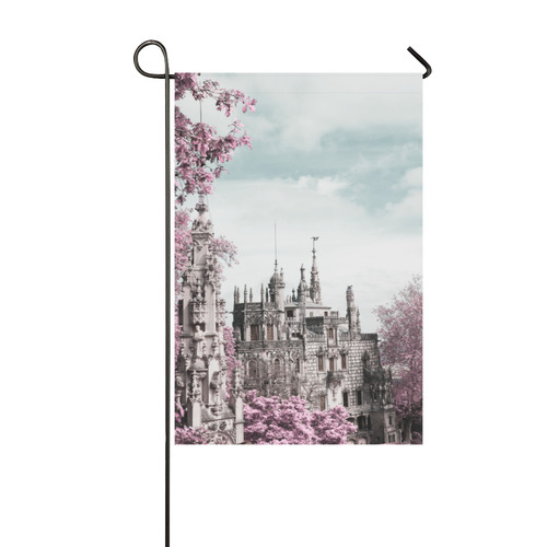 The Regaleira Palace (2) Garden Flag 12''x18''(Without Flagpole)