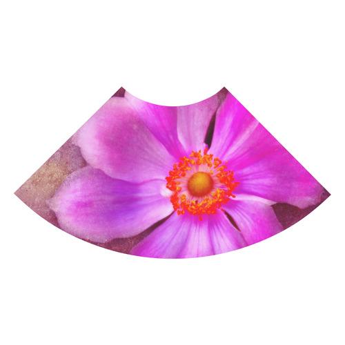 PINK FLOWER © Pimpinella Art 3/4 Sleeve Sundress (D23)
