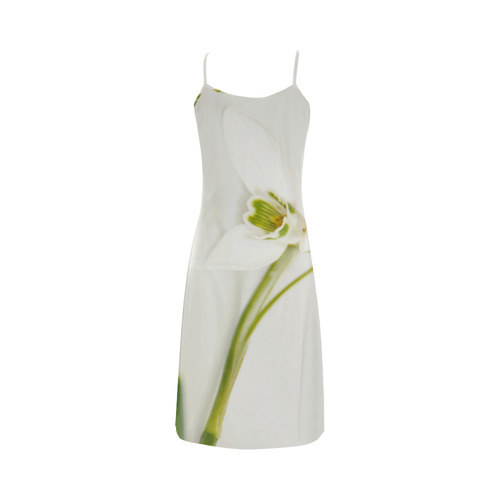 SNOWDROP © Pimpinella Art Alcestis Slip Dress (Model D05)