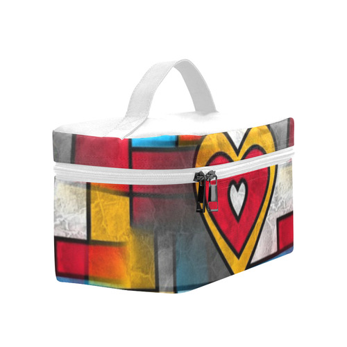 That is my heart by Popart Lover Lunch Bag/Large (Model 1658)