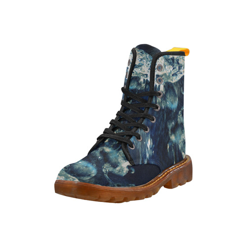 WATER GAMES © Pimpinella Art Martin Boots For Women Model 1203H