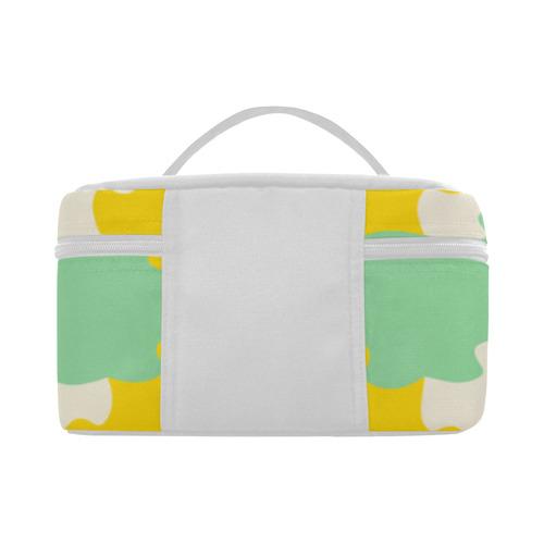 Puzzle pieces Lunch Bag/Large (Model 1658)