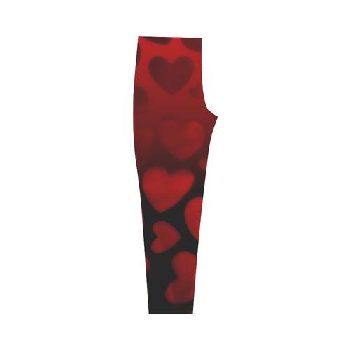 Hearts Afire Capri Legging (Model L02)