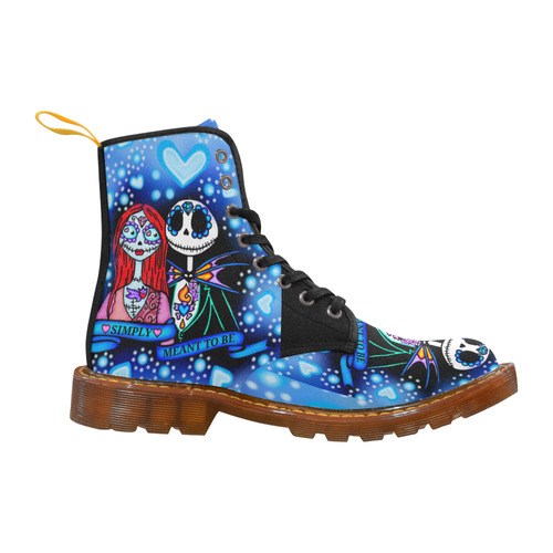 JACK AND SALLY Martin Boots For Women Model 1203H