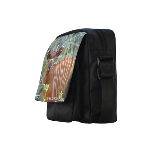 Bongo Crossbody Nylon Bags (Model 1633)