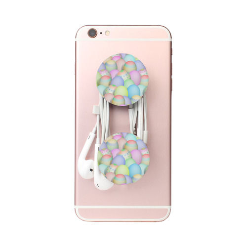Pastel Colored Easter Eggs Air Smart Phone Holder
