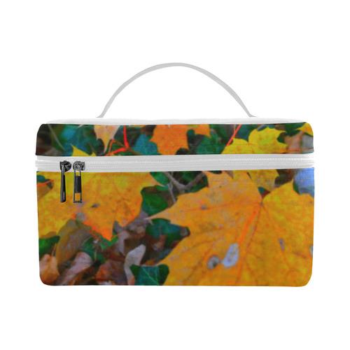 Leaf Cosmetic Bag/Large (Model 1658)