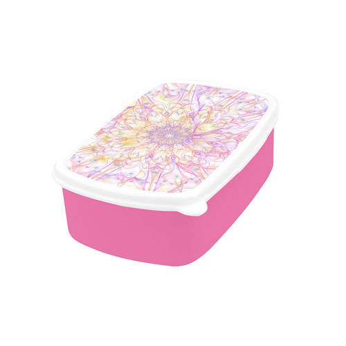 orchids 8 Children's Lunch Box
