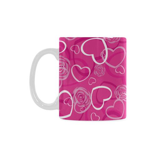 Indica Cup White Mug(11OZ)