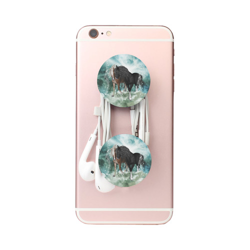 The wonderful couple horses Air Smart Phone Holder