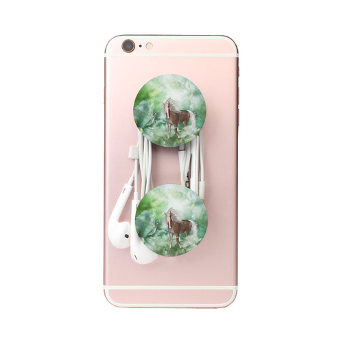 Horse in a fantasy world Air Smart Phone Holder