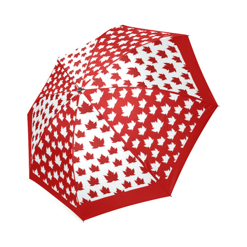 Canada Umbrella Canada Souvenir Foldable Umbrella