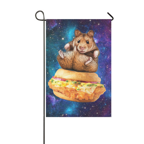 16 Garden Flag 12''x18''(Without Flagpole)